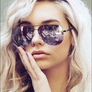 Quay Australia x Amanda Steele Muse sunglasses